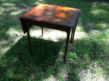 table cherry with Drawer $1,600