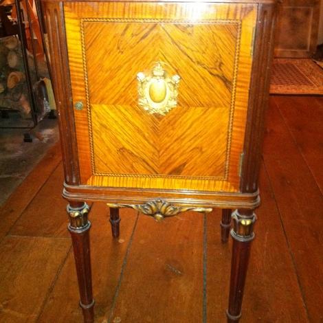 antique cabinet $850