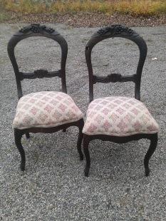 Victorian chairs $45 each