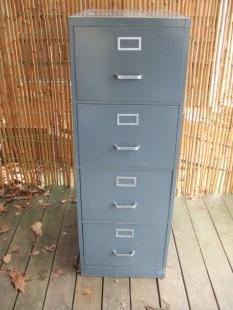 4 drawer (18 x 52 x 26) $60