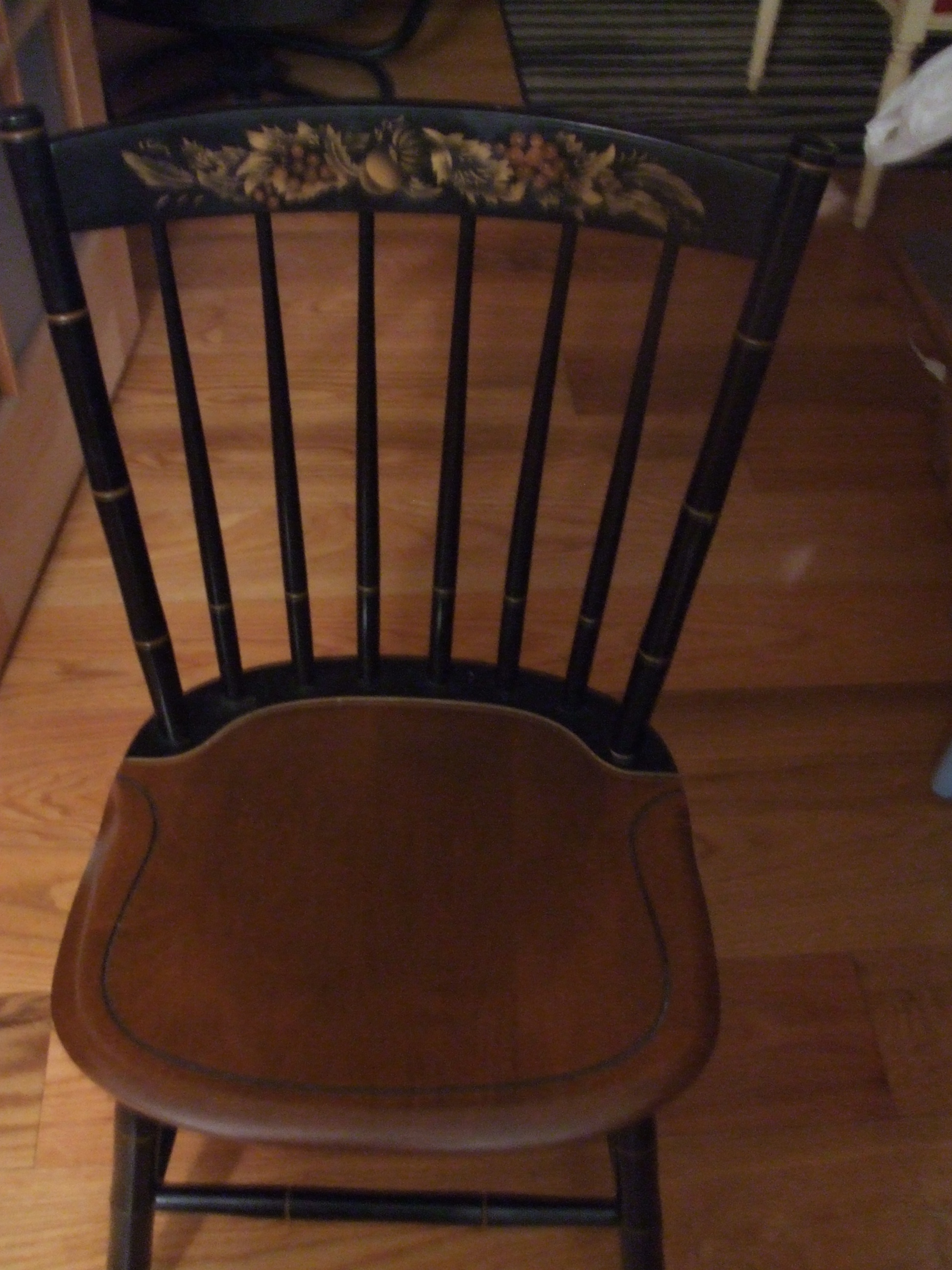 6 Hitchcock Chairs $225 each
