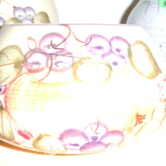 fruit flower pot $15