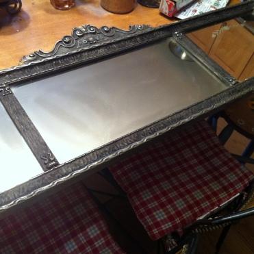 Vintage mirror $350