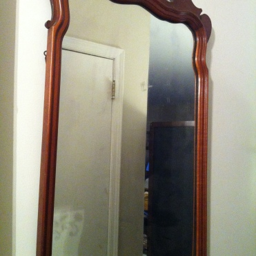 Vintage Mirror $175 34 x 20