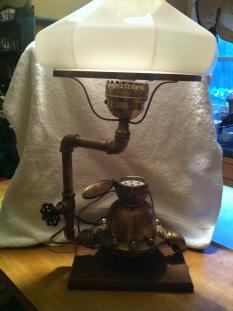 water meter lamp $200
