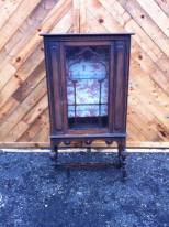 Hutch Solid wood 31.5 w x 58 tall 13 d $175