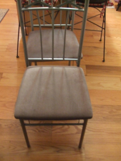 pair of chairs $50
