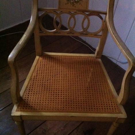 chair Regency Baker $210