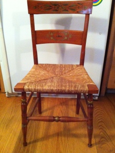 chair $75