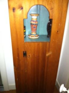Vintage Cupboard $399