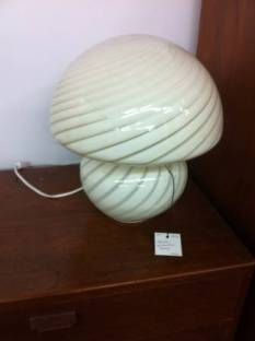 mushroom lamp $450