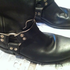 NITRO MOTORCYCLE SPORT BOOTS - MENS SIZE 10D $100