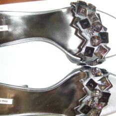 shoes miu miu 39.5 us 9.5 $250