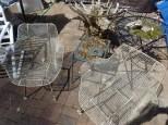 Pair-of-Vtg-Mid-Century-Modern-maybe-Russell-Woodard-Sculptura-Metal-Mesh-chairs Pair-of-Vtg-Mid-Century-Modern-maybe-Russell-Woodard-Sculptura-Metal-Mesh-chairs Pair-of-Vtg-Mid-Century-Modern-maybe-Russell-Woodard-Sculptura-Metal-Mesh-chairs Pair-of-Vtg-Mid-Century-Modern-maybe-Russell-Woodard-Sculptura-Metal-Mesh-chairs Have one to sell? Sell now Pair of Vtg Mid Century Modern maybe Russell Woodard Sculptura Metal Mesh chairs $950 for the pair