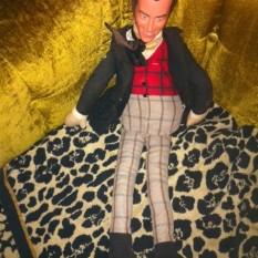 $99 - 1967-Mattel-Doctor-Dolittle-Pull-string-Talker