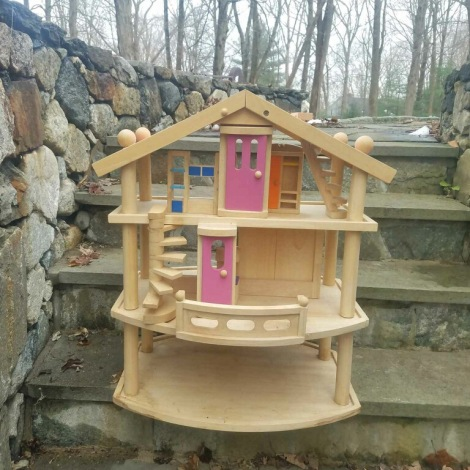 $350 dollhouse contemporary